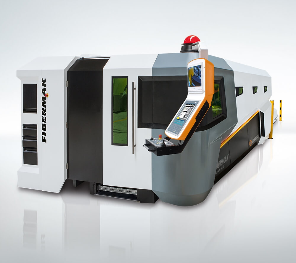 macchina taglio laser metalli